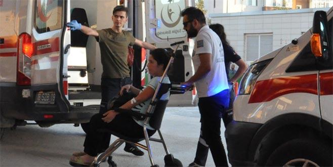 Bursa'da iki ayrı kaza: Yaralılar var...