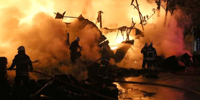 Bursa'daki patlamada detaylar ortaya çıktı