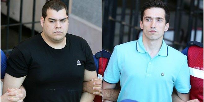 Edirne'de tutuklanan 2 Yunan askeri serbest bırakıldı