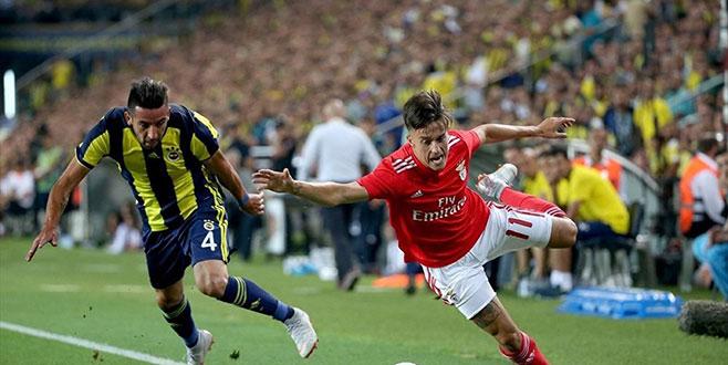 Fenerbahçe'nin Şampiyonlar Lig'i hayali sona erdi