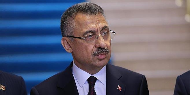 Cumhurbaşkanı Yardımcısı'ndan 'misilleme' açıklaması