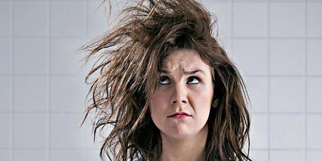 Bu alışkanlıklara dikkat: Saç sağlığını bozuyor