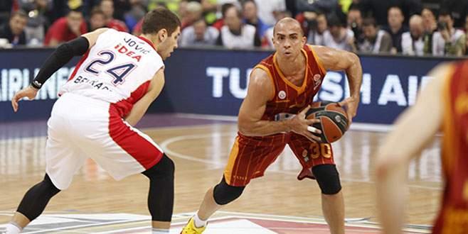 Kızılyıldız - Galatasaray 65- 74