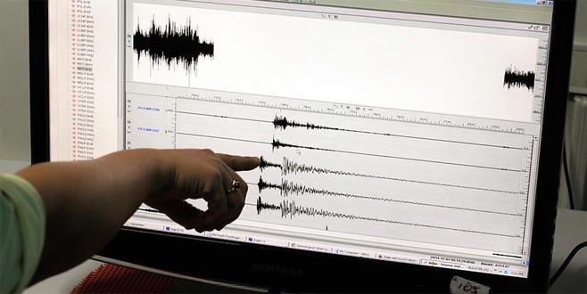 Kanada'da deprem