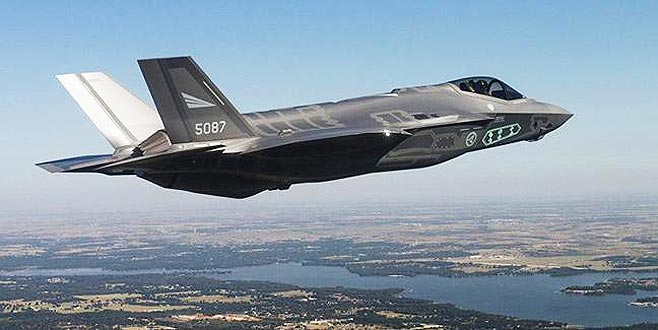 F-35'te Türk şirket krizi! İsrail fırsat bilip devreye girdi...