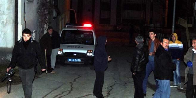 Bursa'da mahalle sakinlerinin baz istasyonu tepkisi