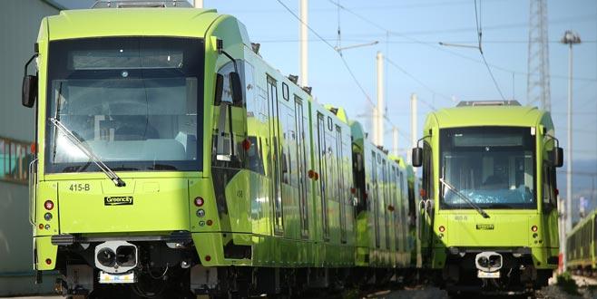 Yeni trenler raylarda! Sefer aralığı 4 dakikaya iniyor