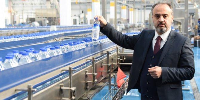 Büyükşehir'in Muradiye Su Fabrikası'na ilk talip