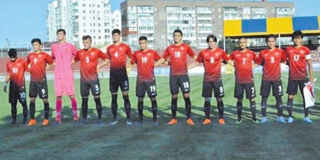 Ali Akman attı Milliler yıktı: 2-0