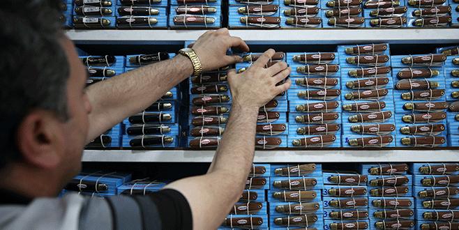 Tescilli Bursa bıçağında bayram üretimi 500 bin