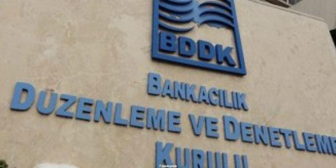 BDDK'dan bazı bankalara hakkında soruşturma
