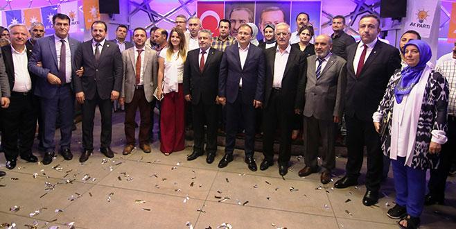 AK Parti Osmangazi'ye taze kan