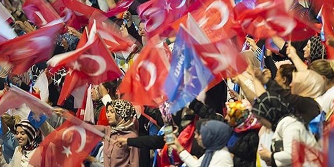 AK Parti'de yeni sistemin ilk kongresi bugün
