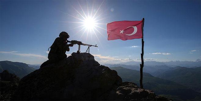 Adıyaman'da PKK'nın sözde bölge sorumlusu öldürüldü