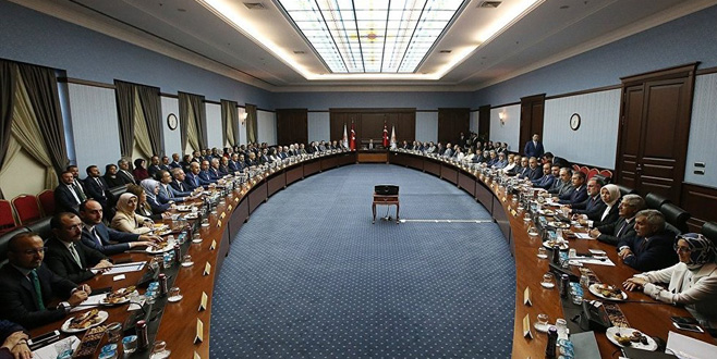 AK Parti'de yeni A Takımı belli oldu