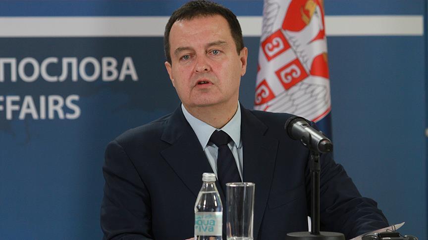Sırbistan Türkiye'ye karşı bir koalisyonun içinde yer almayacak