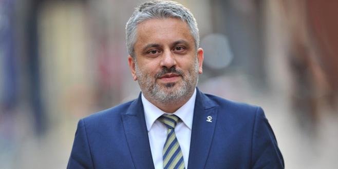 AK Parti Bursa İl Başkanı Salman'dan bayram mesajı