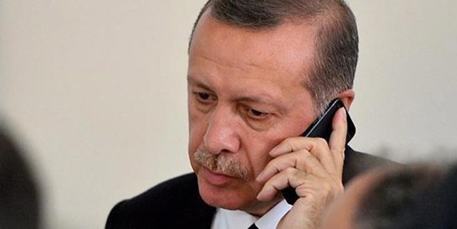 Erdoğan'dan Güngör Uras'ın ailesine taziye
