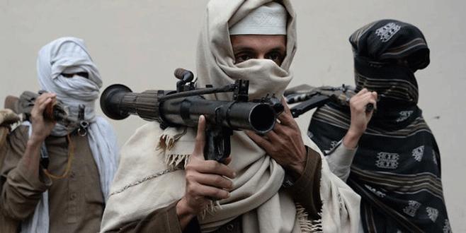 Taliban 100'den fazla kişiyi rehin aldı