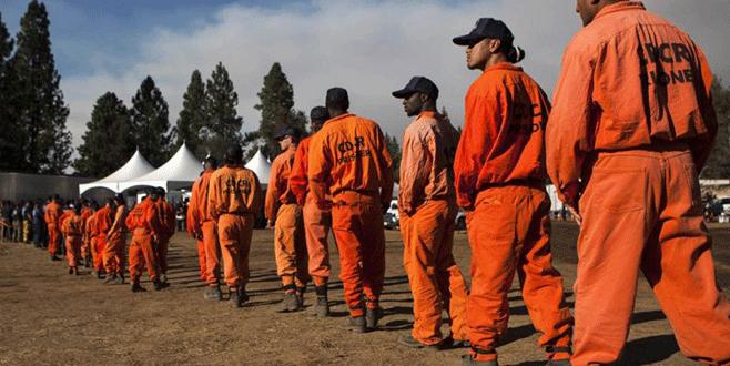 Mahkumların 'kölelik' isyanı
