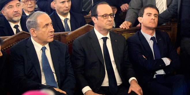 Korumaları Fransa'da skandal yaratmış