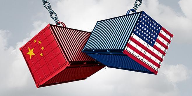 Trump'tan Çin'e çifte misilleme