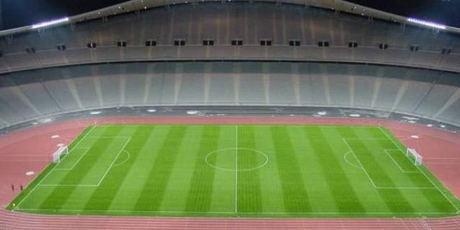 Beşiktaş-Bursaspor maçı Olimpiyat Stadı'nda