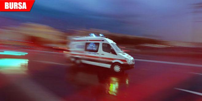 Kafa kafaya kazada 4 kişi yaralandı