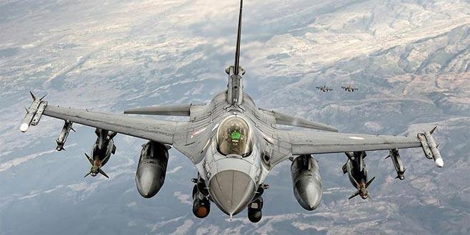 Irak'ın kuzeyine hava harekatları