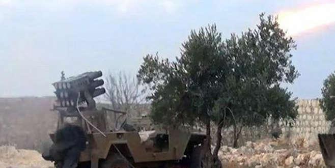 Esad rejimi İdlib'de muhalifleri vuruyor