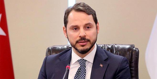 Hazine ve Maliye Bakanı Albayrak'tan enflasyon değerlendirmesi