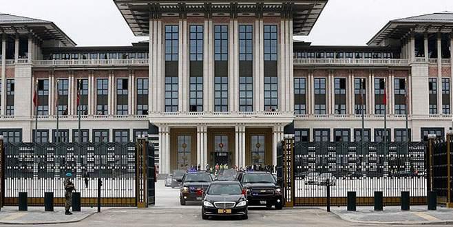 Cumhurbaşkanlığı Sarayı'nda bir ilk yaşanacak