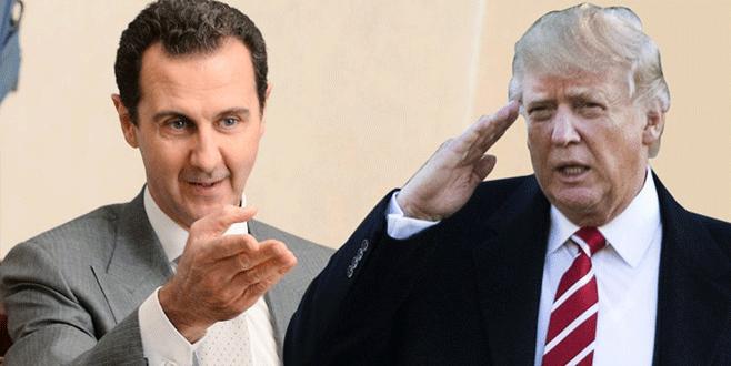 Washington Şam ile pazarlığa başladı