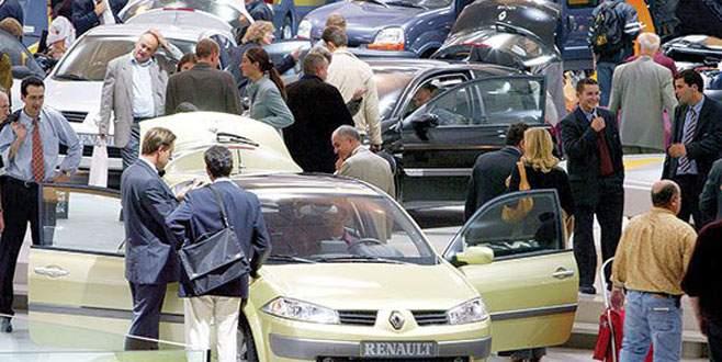 Otomobil satışları 2014'de yüzde 10 azaldı