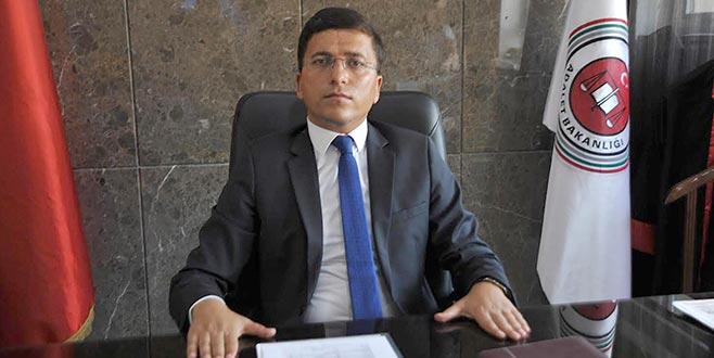 Orhangazi'ye yeni başsavcı