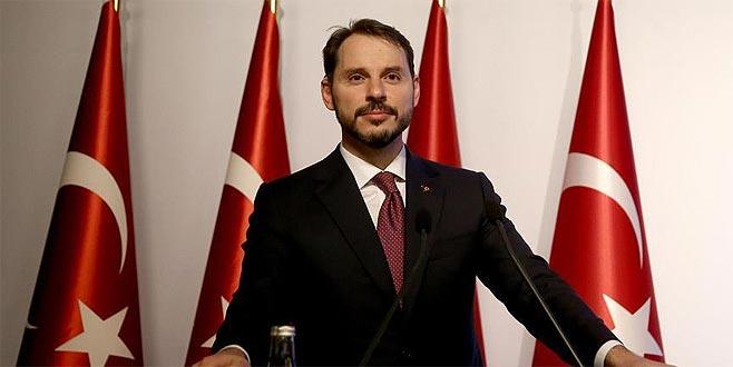 Hazine ve Maliye Bakanı Albayrak'tan bütçe açıklaması