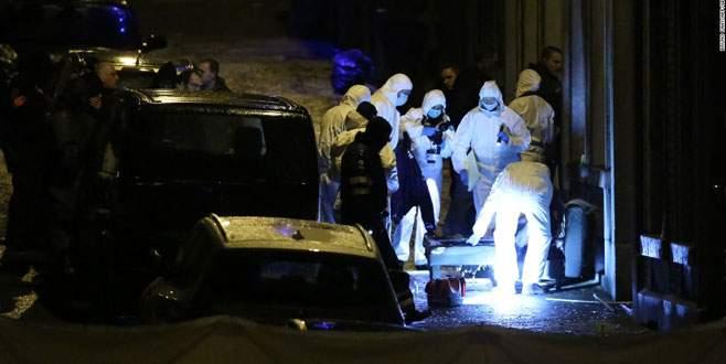 Yunanistan'da terör operasyonu