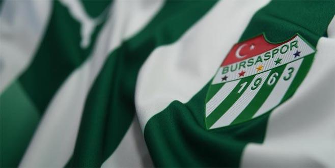 Bursaspor'da sakatlık şoku! 6 hafta oynayamayacak