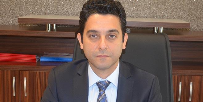 Mudanya'da yeni Başsavcı Ersungur