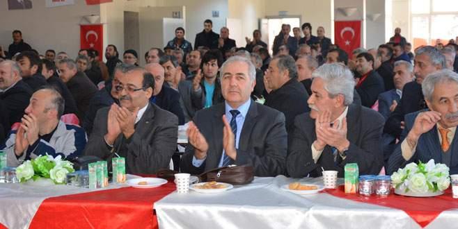 MHP İznik'te Başkan Dükkancı