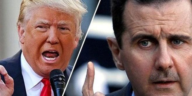 Trump′ın Esad′ın ölüm emrini verdiği iddia edildi