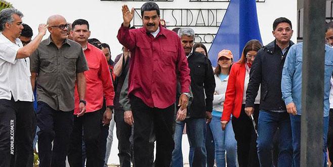 Maduro ABD'li elektrik şirketine el koydu