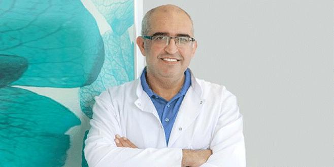 Bursalı doktor Türkiye'ye robotik cerrahiyi anlatacak