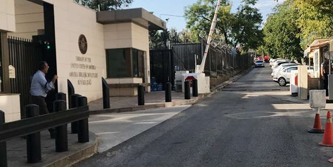 ABD Büyükelçiliği'ne saldırıda FETÖ izi