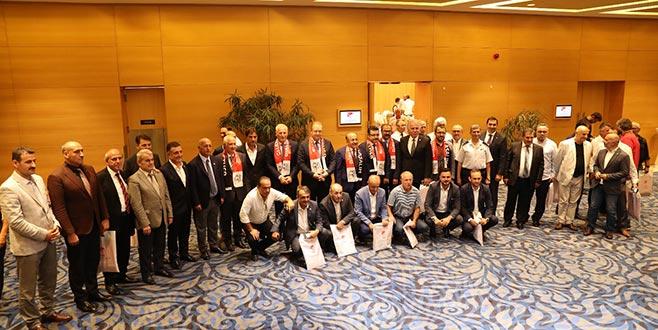 TFF'den Trabzon futbol ailesine yemek