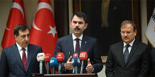 Bakan'dan Bursa'da 'otopark' açıklaması