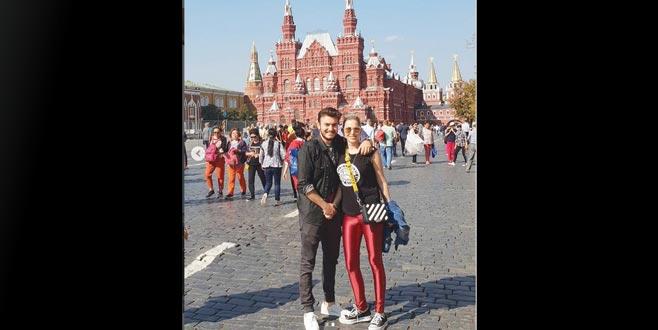 Ceceli'den Moskova çıkarması