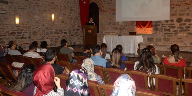 Velilere 'Çocuğum Okula Hazır mı?' semineri