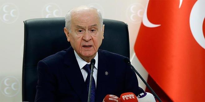 Bahçeli: İstanbul'dan aday çıkartmayacağız