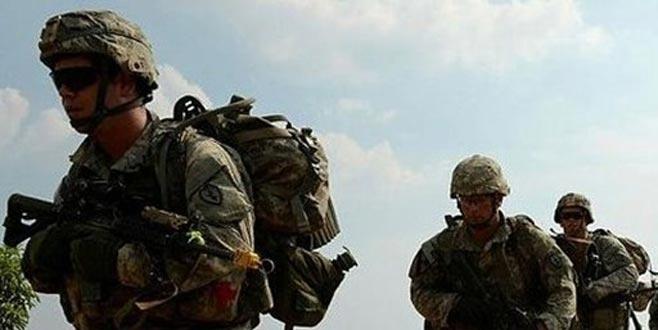 ABD'den Suriye'nin güneyinde askeri tatbikat